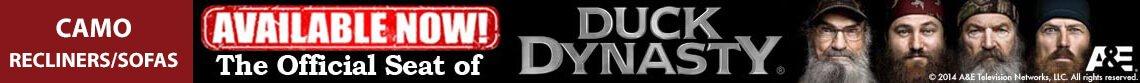 DuckDynasty-Recliners-WestVirginia-Delanos